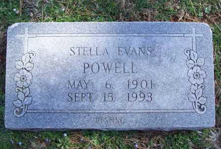 POWELL, STELLA - Benton County, Arkansas   STELLA POWELL - Arkansas Gravestone Photos