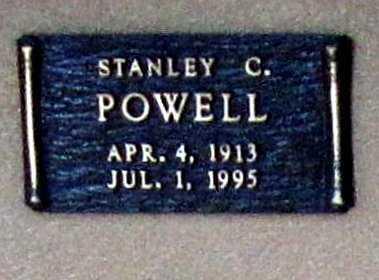 POWELL, STANLEY C. - Benton County, Arkansas | STANLEY C. POWELL - Arkansas Gravestone Photos