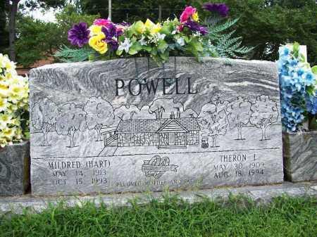 POWELL, MILDRED - Benton County, Arkansas   MILDRED POWELL - Arkansas Gravestone Photos