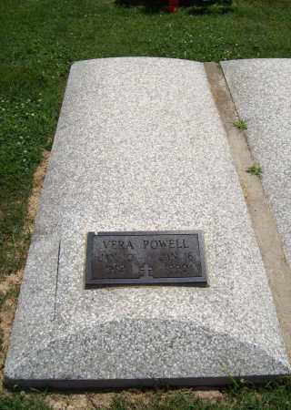 POWELL, VERA - Benton County, Arkansas | VERA POWELL - Arkansas Gravestone Photos