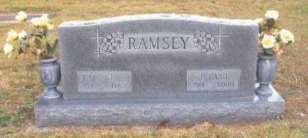 RAMSEY, EARLINE - Benton County, Arkansas   EARLINE RAMSEY - Arkansas Gravestone Photos