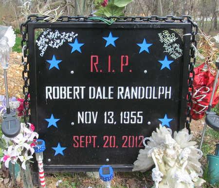 RANDOLPH, ROBERT DALE - Benton County, Arkansas | ROBERT DALE RANDOLPH - Arkansas Gravestone Photos
