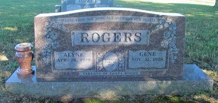ROGERS, ALYNE - Benton County, Arkansas   ALYNE ROGERS - Arkansas Gravestone Photos