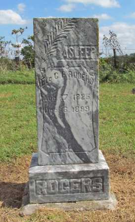 ROGERS, G P - Benton County, Arkansas   G P ROGERS - Arkansas Gravestone Photos