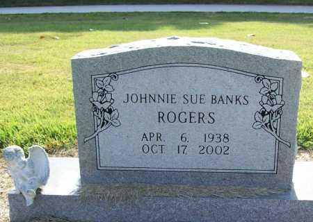 ROGERS, JOHNNIE SUE - Benton County, Arkansas   JOHNNIE SUE ROGERS - Arkansas Gravestone Photos