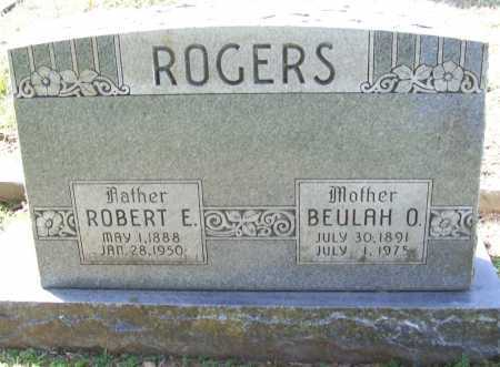 ROGERS, ROBERT E. - Benton County, Arkansas   ROBERT E. ROGERS - Arkansas Gravestone Photos