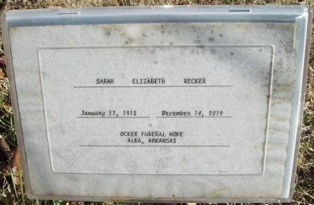 ZIMMERMAN RUCKER, SARAH ELIZABETH - Benton County, Arkansas   SARAH ELIZABETH ZIMMERMAN RUCKER - Arkansas Gravestone Photos