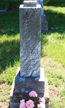 SCOTT, CHARLOTTA - Benton County, Arkansas | CHARLOTTA SCOTT - Arkansas Gravestone Photos