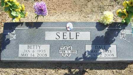 SELF, DALE - Benton County, Arkansas | DALE SELF - Arkansas Gravestone Photos