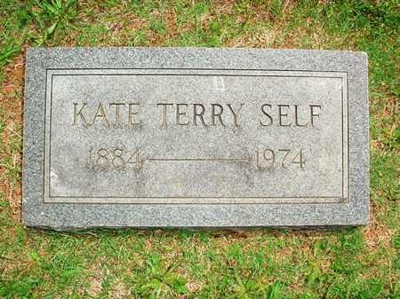 SELF, KATE - Benton County, Arkansas   KATE SELF - Arkansas Gravestone Photos