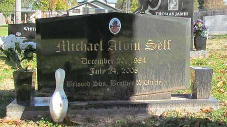 SELF, MICHAEL ALVIN - Benton County, Arkansas | MICHAEL ALVIN SELF - Arkansas Gravestone Photos