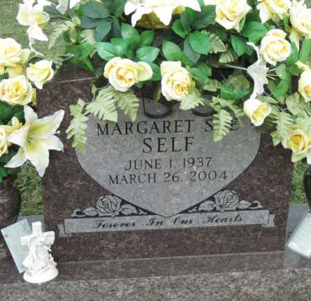SELF, MARGARET SUE - Benton County, Arkansas | MARGARET SUE SELF - Arkansas Gravestone Photos