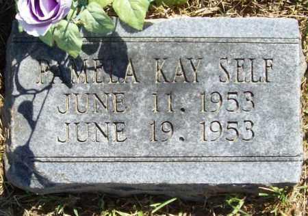 SELF, PAMELA KAY - Benton County, Arkansas | PAMELA KAY SELF - Arkansas Gravestone Photos
