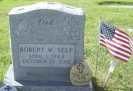 "SELF, ROBERT WAYNE ""BOB"" - Benton County, Arkansas | ROBERT WAYNE ""BOB"" SELF - Arkansas Gravestone Photos"