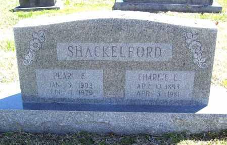 SHACKELFORD, PEARL E. - Benton County, Arkansas | PEARL E. SHACKELFORD - Arkansas Gravestone Photos