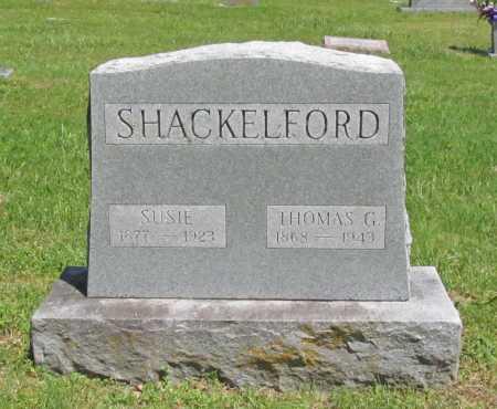 SHACKELFORD, SUSIE - Benton County, Arkansas | SUSIE SHACKELFORD - Arkansas Gravestone Photos