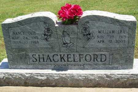 SHACKELFORD, NANCY OLIE - Benton County, Arkansas | NANCY OLIE SHACKELFORD - Arkansas Gravestone Photos