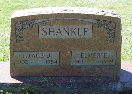 SHANKLE, GRACE J. - Benton County, Arkansas | GRACE J. SHANKLE - Arkansas Gravestone Photos