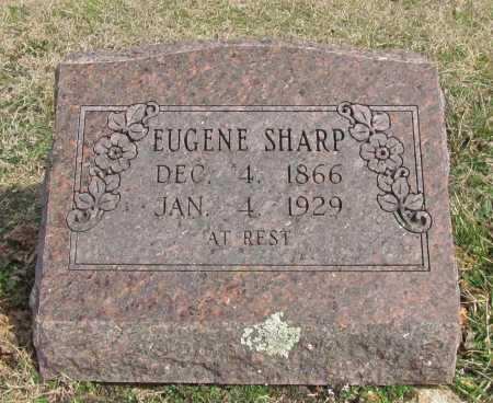 SHARP, EUGENE - Benton County, Arkansas | EUGENE SHARP - Arkansas Gravestone Photos