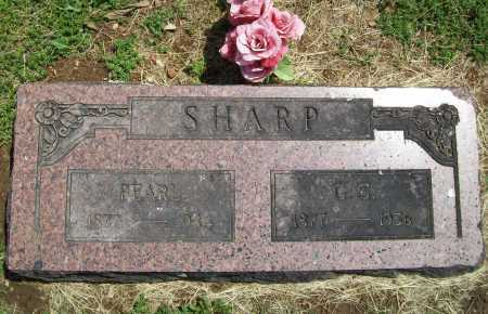 SHARP, PEARL - Benton County, Arkansas | PEARL SHARP - Arkansas Gravestone Photos