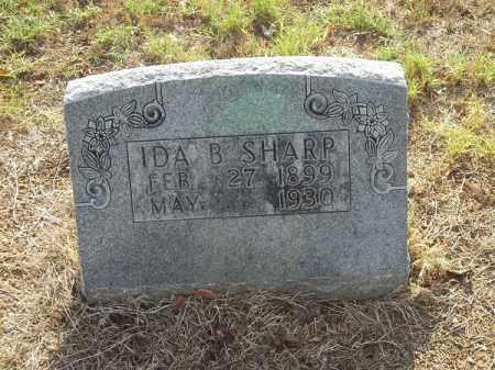 SHARP, IDA B. - Benton County, Arkansas | IDA B. SHARP - Arkansas Gravestone Photos