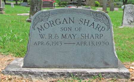 SHARP, MORGAN - Benton County, Arkansas   MORGAN SHARP - Arkansas Gravestone Photos