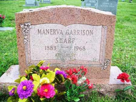 SHARP, MANERVA - Benton County, Arkansas   MANERVA SHARP - Arkansas Gravestone Photos