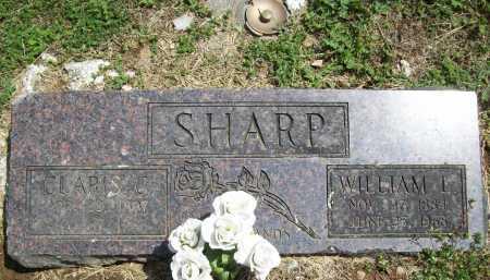 SHARP, CLARIS C - Benton County, Arkansas | CLARIS C SHARP - Arkansas Gravestone Photos