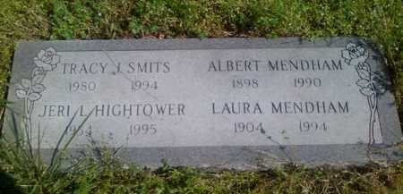 STEERWOOD MENDHAM, LAURA - Benton County, Arkansas | LAURA STEERWOOD MENDHAM - Arkansas Gravestone Photos