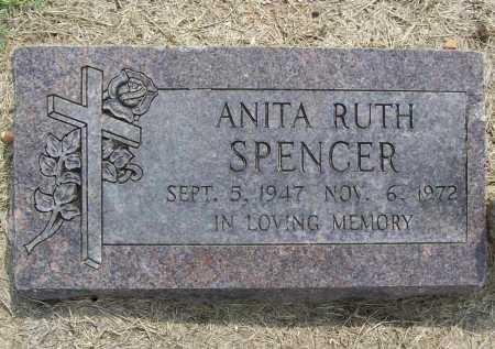 SPENCER, ANITA RUTH - Benton County, Arkansas | ANITA RUTH SPENCER - Arkansas Gravestone Photos