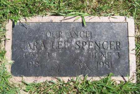 SPENCER, CARA LEE - Benton County, Arkansas | CARA LEE SPENCER - Arkansas Gravestone Photos