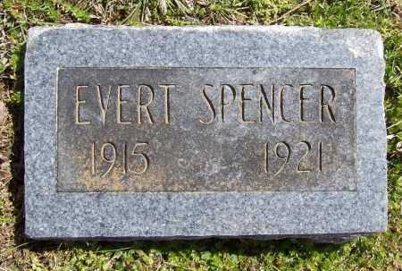 SPENCER, EVERT - Benton County, Arkansas | EVERT SPENCER - Arkansas Gravestone Photos
