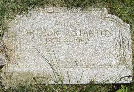 STANTON, ARTHUR J. - Benton County, Arkansas | ARTHUR J. STANTON - Arkansas Gravestone Photos