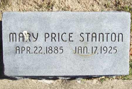 PRICE STANTON, MARY C. - Benton County, Arkansas | MARY C. PRICE STANTON - Arkansas Gravestone Photos