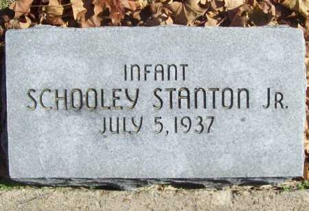 STANTON, JR, SCHOOLEY - Benton County, Arkansas | SCHOOLEY STANTON, JR - Arkansas Gravestone Photos