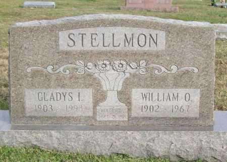 WILLERT STELLMON, GLADYS IRENE - Benton County, Arkansas | GLADYS IRENE WILLERT STELLMON - Arkansas Gravestone Photos