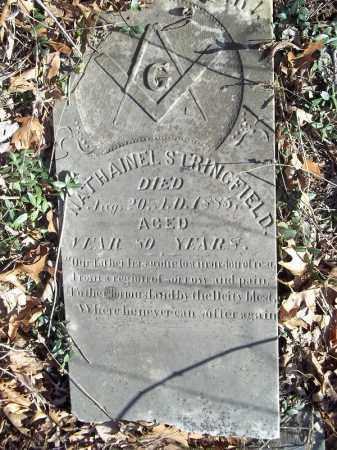 STRINGFIELD, NATHAINEL - Benton County, Arkansas | NATHAINEL STRINGFIELD - Arkansas Gravestone Photos