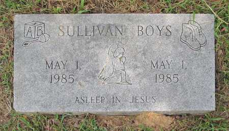 SULLIVAN, BOYS - Benton County, Arkansas | BOYS SULLIVAN - Arkansas Gravestone Photos