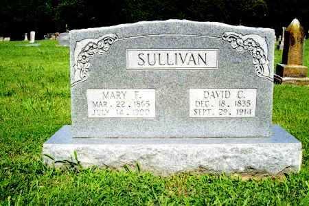 SULLIVAN, DAVID C. - Benton County, Arkansas | DAVID C. SULLIVAN - Arkansas Gravestone Photos