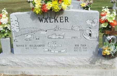 WALKER, WILLIAM IVAN - Benton County, Arkansas | WILLIAM IVAN WALKER - Arkansas Gravestone Photos