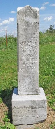 WEATHERLY, JOHN H - Benton County, Arkansas | JOHN H WEATHERLY - Arkansas Gravestone Photos