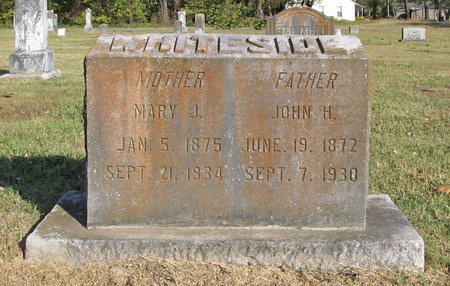 WHITESIDE, MARY JANE - Benton County, Arkansas | MARY JANE WHITESIDE - Arkansas Gravestone Photos