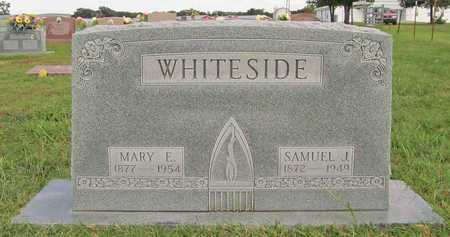 WHITESIDE, SAMUEL J - Benton County, Arkansas | SAMUEL J WHITESIDE - Arkansas Gravestone Photos