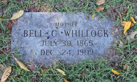 WHILLOCK, BELL C - Benton County, Arkansas | BELL C WHILLOCK - Arkansas Gravestone Photos