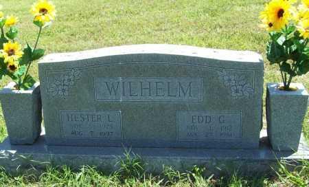 WILHELM, HESTER L. - Benton County, Arkansas | HESTER L. WILHELM - Arkansas Gravestone Photos