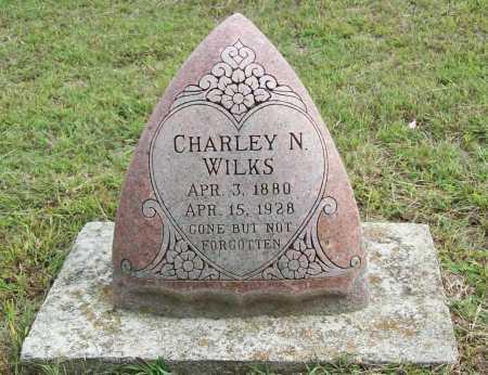 WILKS, CHARLEY N. - Benton County, Arkansas | CHARLEY N. WILKS - Arkansas Gravestone Photos