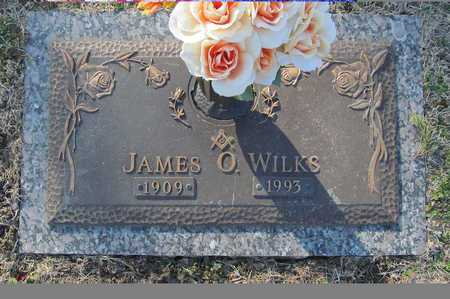 WILKS, JAMES O - Benton County, Arkansas | JAMES O WILKS - Arkansas Gravestone Photos