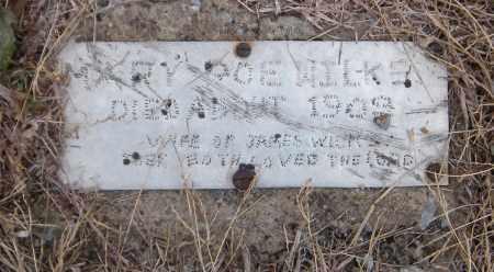 WILKS, MARY POE - Benton County, Arkansas | MARY POE WILKS - Arkansas Gravestone Photos