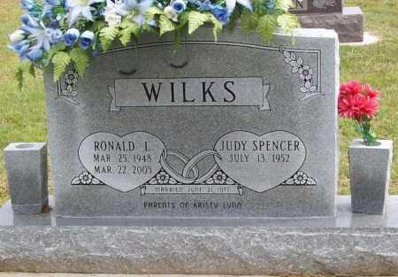 WILKS, RONALD LYNN - Benton County, Arkansas | RONALD LYNN WILKS - Arkansas Gravestone Photos