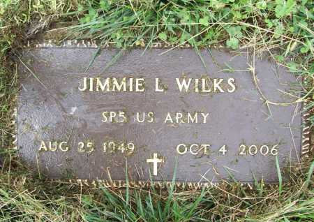WILKS (VETERAN), JIMMIE L - Benton County, Arkansas | JIMMIE L WILKS (VETERAN) - Arkansas Gravestone Photos